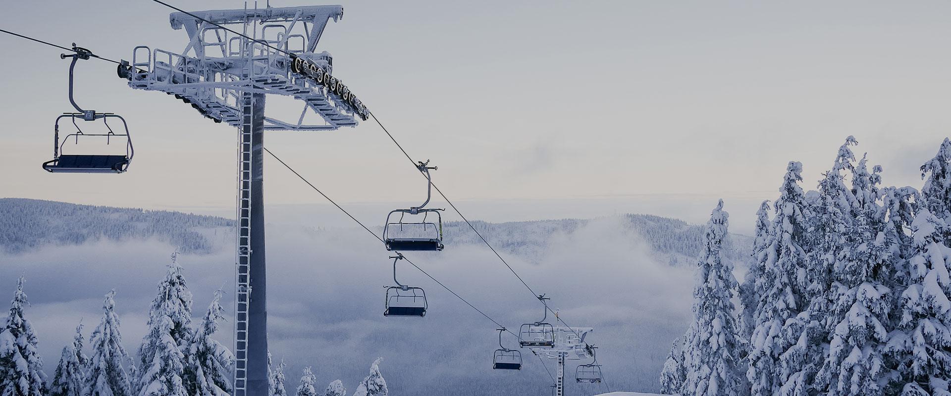 Ski Lift Drone Command