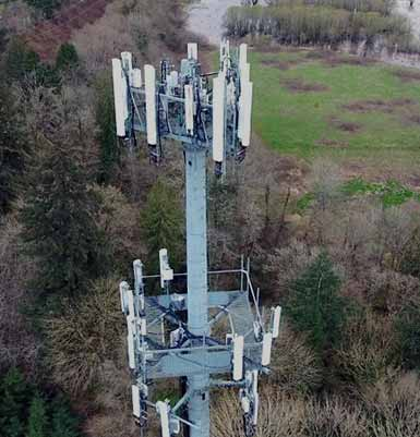 Cell Tower Everdrone